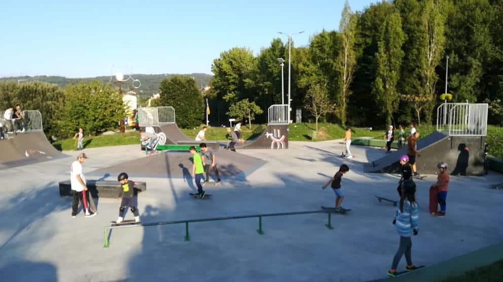 Skate Parc olot