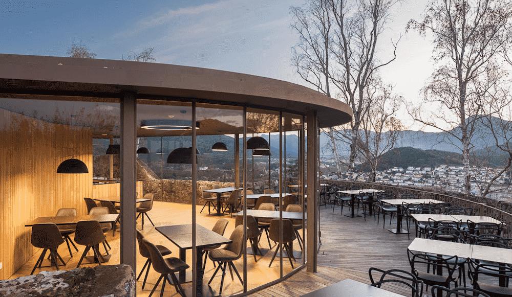 restaurants romantics olot