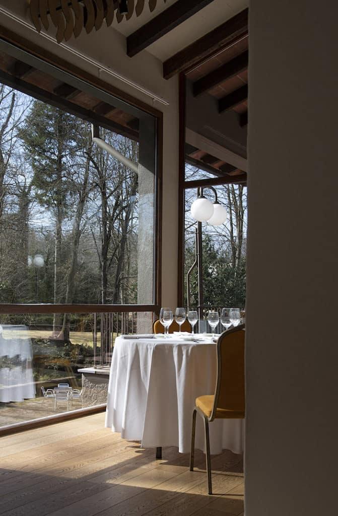 la moxina olot restaurants romàntics olot la galeria